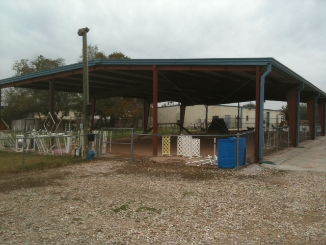 Used Metal Carport for Sale in Texas