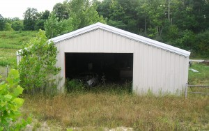 Metal Barn for Sale in Ohio